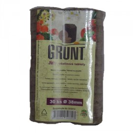 GRUNT-RASELINOVE TABLETY 38mm/30 ks
