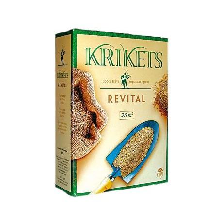 Trávne osivo KRIKETS REVITAL 1kg