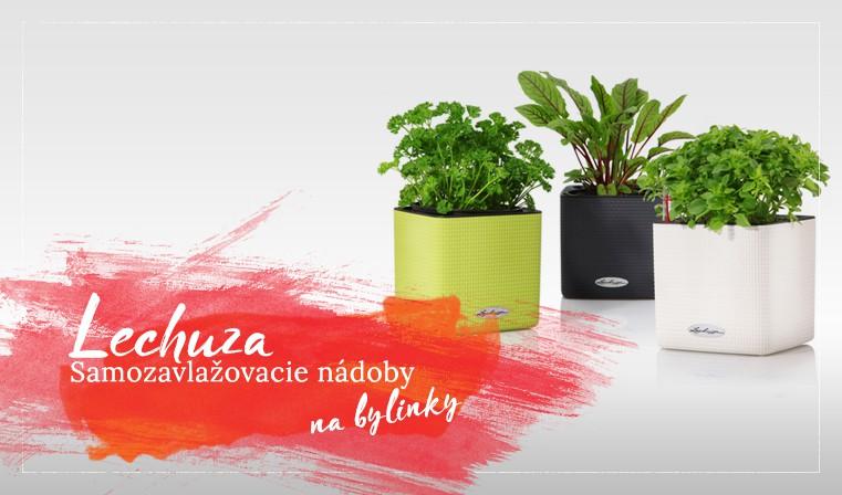 Lechuza nádoby na bylinky